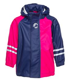 Saule rain jacket is a light and comfortable rain jacket with stretch for increased mobility