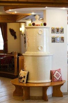 "Hotel Garnì Laura - Arabba Dolomites.  ""Stube"" http://www.garnilaura.it/  #bed #dolomiti #arabba"
