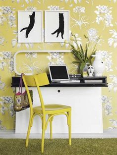 10 Colors to Complement Yellow