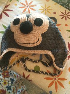 Dog Hat di Tricottando su Etsy