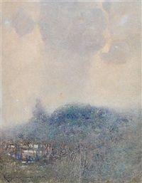 Australian Painting, Water Colors, Mists, The Darkest, Sydney, Jackson, Sketch, Paintings, Landscape