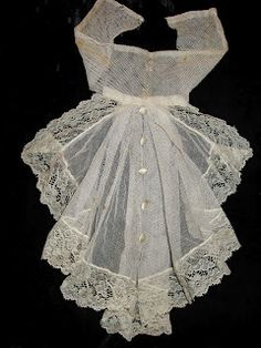Clothing:  Victorian and Edwardian Lace and Handwork.