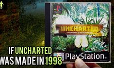 What if Uncharted was made in 1998?