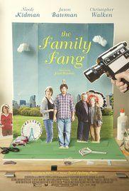 Familia Fang Poster