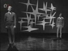 Pavel Šváb & Bohumil Starka - Hvězda na vrbě Czech Republic, 1960s, Retro, Youtube, Music, Youtube Movies, Mid Century