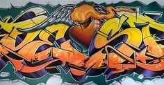 @artbyd3stroy  #graff #graffiti #grafffunk #style