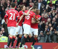 We deserved team of match award for win over Spurs, says Blind #dailymail