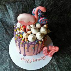 Flamingo Cake by @gunaydin.cake ( instagram & facebook ) #flamingocake #flamingo