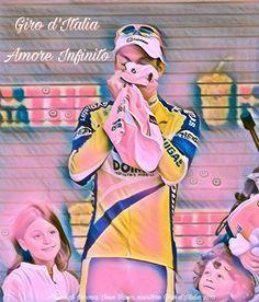 Oggi era riposo e domani riprende il @giroditalia #Giro100. Ma nel cuore dei tifosi non c'è pausa...l'amore è infinito 🚴💗🇮🇹