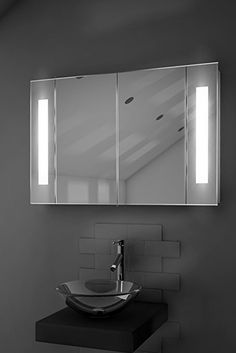 Oval Shape Bath Led Mirror With Frosted Glass Mirror  Bathroom Magnificent Bathroom Wall Mirrors Decorating Design