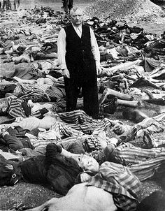 Commandant Johann Eichelsdorfer at Kaufering IV sub-camp of Dachau ( the real band of brothers camp)