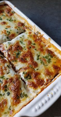 Moussaka grecque - My tasty cuisine Pizza Recipes, Seafood Recipes, Gourmet Recipes, Cooking Recipes, Healthy Recipes, Healthy Nutrition, Healthy Eating, Batch Cooking, Easy Cooking