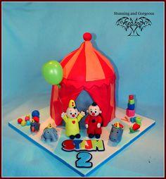 Bumba voor zijn tent. Cutest Bumba cake made by stunningandgorgeous.nl