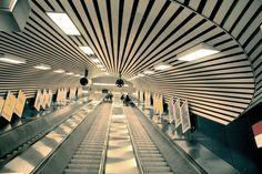 Metro station Hakaniemi