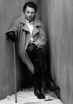 Mark Ruffalo.  Good heavens!  Thy rod and staff comfort me!!!
