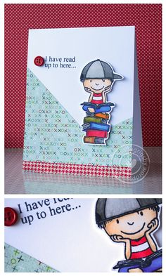 Hi everyone! Welcome to a fabulous Jane's Doodles Spotlight Blog Hop! Today we are sharing cards featuring three new sets recently added to the Jane's Doodles Store. These new wonderful stamps sets...