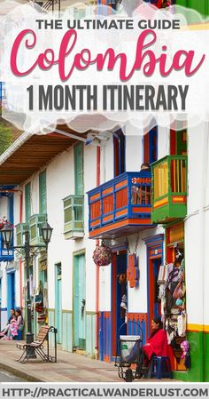 Planning a trip to Colombia? We spent 1 month back…