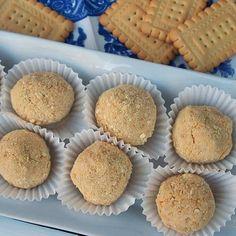 Cookies and Lemon Cheescake Balls by Maya Moscovich, MayasKitchen.ca