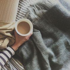 Momentos de descanso y relax con un buen café // good coffee and relax moments