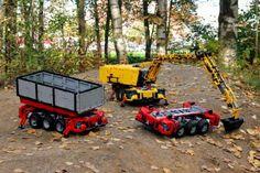 Lego Technic Multifunctional Truck Platform
