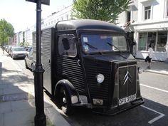 Cool Looking old Citroen Van