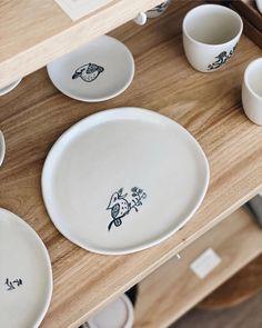 Ceramic Shop, Ceramic Decor, Pottery Shop, Ceramic Artists, Plates, Ceramics, Tableware, Handmade, Shopping