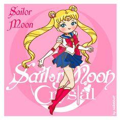 Sailor Moon by neilabbott