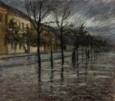 Rainy Mood - Otakar Nejedly