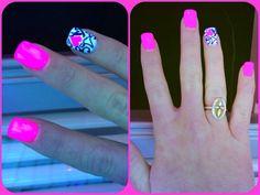 "Valentine nail designs. ""NAIL ART"" Midland, Tx!"