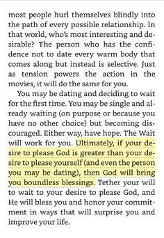 """From Facebook - """"DeVon Franklin"""" page 2/2016. """"God will bring you boundless blessings! #TheWait"""""""