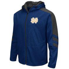 Notre Dame Fighting Irish Colosseum Big & Tall Top Gun Full-Zip Jacket - Navy - $69.99