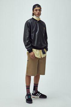 bece823147 Alexander Wang Fall 2018 Menswear Fashion Show Collection: See the complete  Alexander Wang Fall 2018