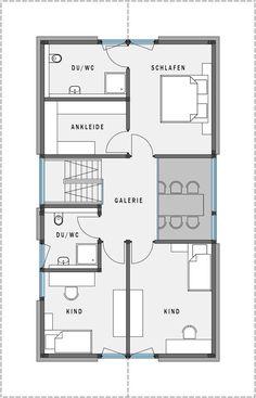 modernes Fertighaus - modulares System - HUF Haus modum: - HUF HAUS