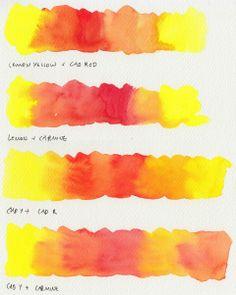 Review: Schmincke 12 half-pan watercolour box set | Parka Blogs