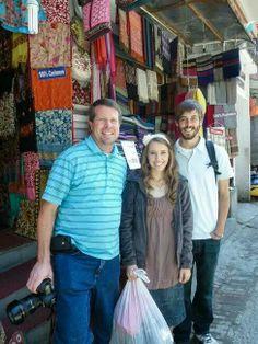 JimBob, Jill, and Derick in Nepal
