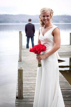 Wedding ~ First Look