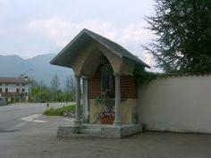 Capitello a Meano Belluno Dolomiti Veneto Italia