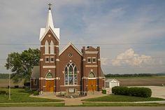 St John's Lutheran ~ Farley, Missouri ~ Copyright ©2013 Bob Travaglione ~ ALL RIGHTS RESERVED ~ www.FoToEdge.com