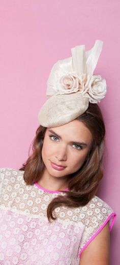 Gina Foster Millinery - Clover. #passion4hats