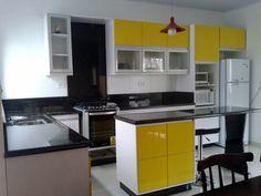 Minha Cozinha Amarela