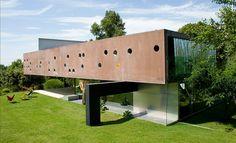 Le guide des journees du patrimoine : Maison Lemoine de Rem Koolhaas
