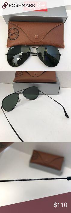 Ray Ban Aviator sunglasses Brand new never been used Aviator sunglasses. Ray-Ban Accessories Sunglasses