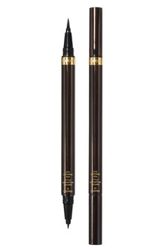 Tom Ford Eye Defining Liquid Liner Pen | $56.00 | Rec: This eyeliner tops them all. The brush tip gives you dramatic swoopy wings—like you're one of The Ronettes. The finer end creates a perfect cat-eye EVERY SINGLE TIME. It's never messy and it stays put all day, even in sweaty conditions. FURTHER, I've had mine for over two years now, and it's only just starting to get a little dry. No other eyeliner pen has ever lasted this long for me. (Anne-Marie Guarnieri, Editor-in-Chief of…