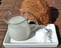 Coco, Glass Of Milk, Kefir, Diet, Homemade, Health, Desserts, Recipes, Fitness