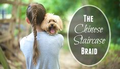 Chinese Staircase Braid | Back-to-School Hairstyles