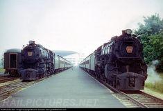 RailPictures.Net Photo: PRR 3751 Pennsylvania Railroad Steam 4-6-2 at Oceanport, New Jersey by John Dziobko www.godfatherrails.com