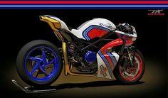 Ducati Monster Martini Kit