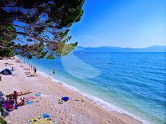 GRADAC - Vodice Riviera Beach, Croatia, Beaches, Water, Outdoor, Gripe Water, Outdoors, Outdoor Games, Outdoor Living