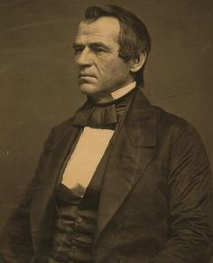 President Andrew Johnson. His sister is my 6th great grandmother and his father was my 7th great grandfather. This was found researching the Knicely family history. President Johnson was my uncle!