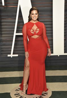 """Ashley Graham: Trying to Find an Oscars Dress in My Size Was """"a Whole Job in Itself"""""""